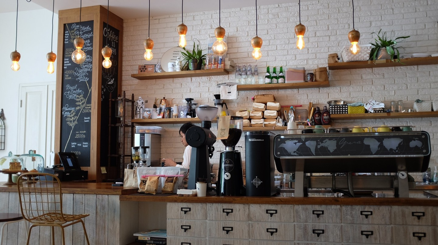 The Best Cafés in New Holland, St Petersburg