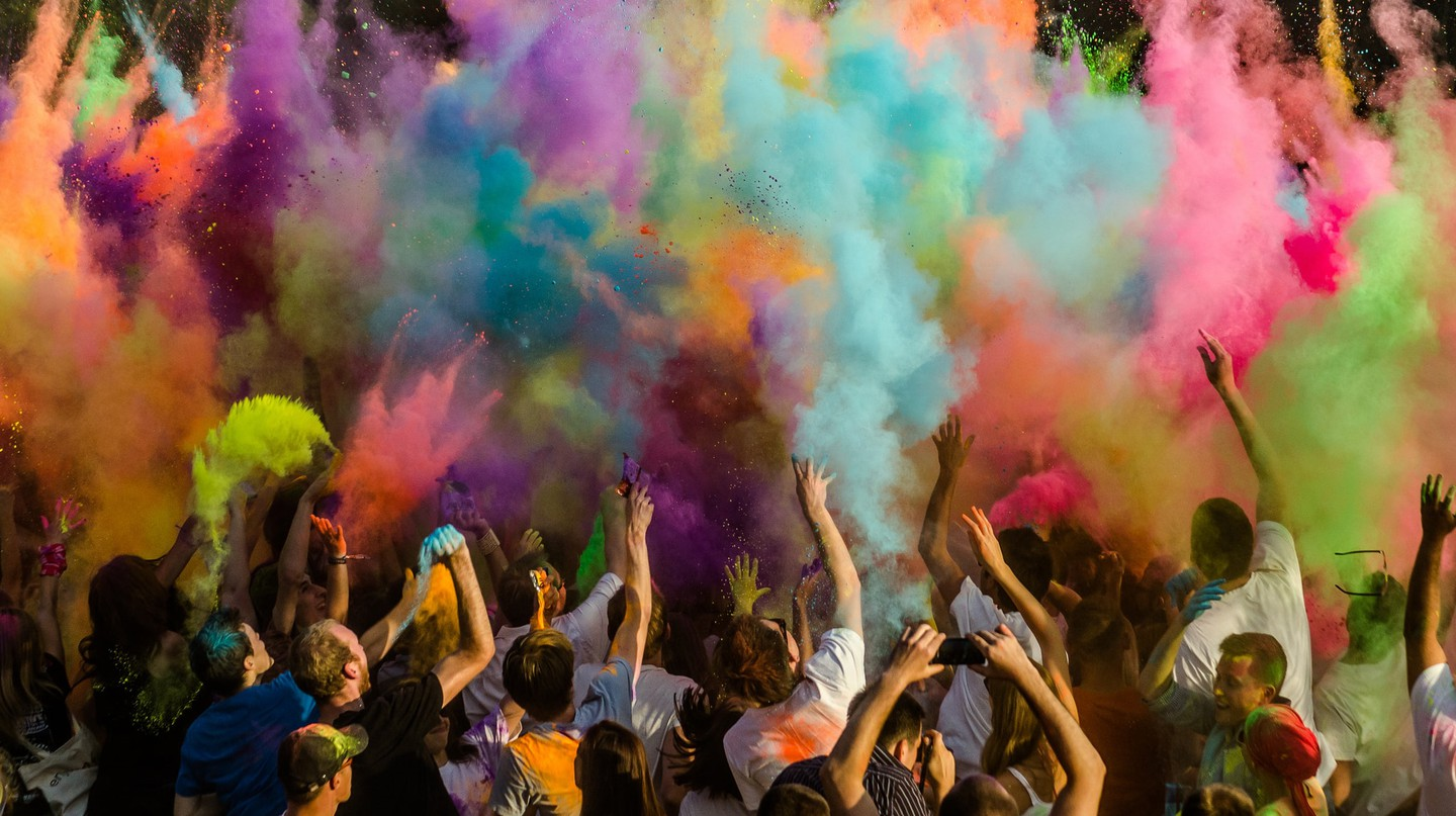 Color Festival | © Maciek Lulko / Flickr