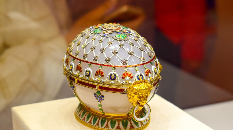 Renaissance Fabergé Egg