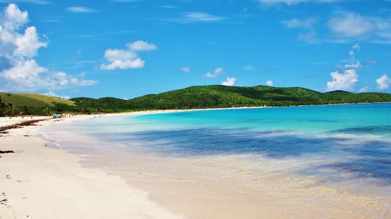 Postcard-worthy playa in Puerto Rico | © Angel Xavier Viera-Vargas/Flickr