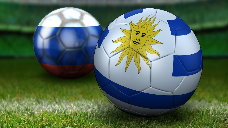 Uruguay in Russia World Cup
