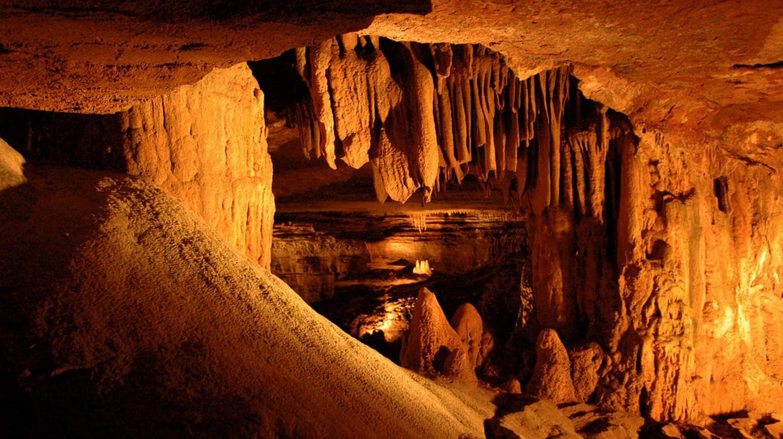 Forbidden Caverns in Sevierville