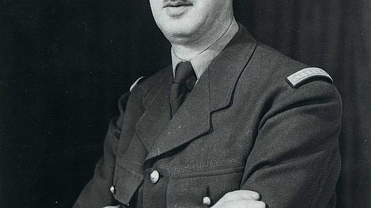 Charles de Gaulle|© The National Archives UK / WikiCommons