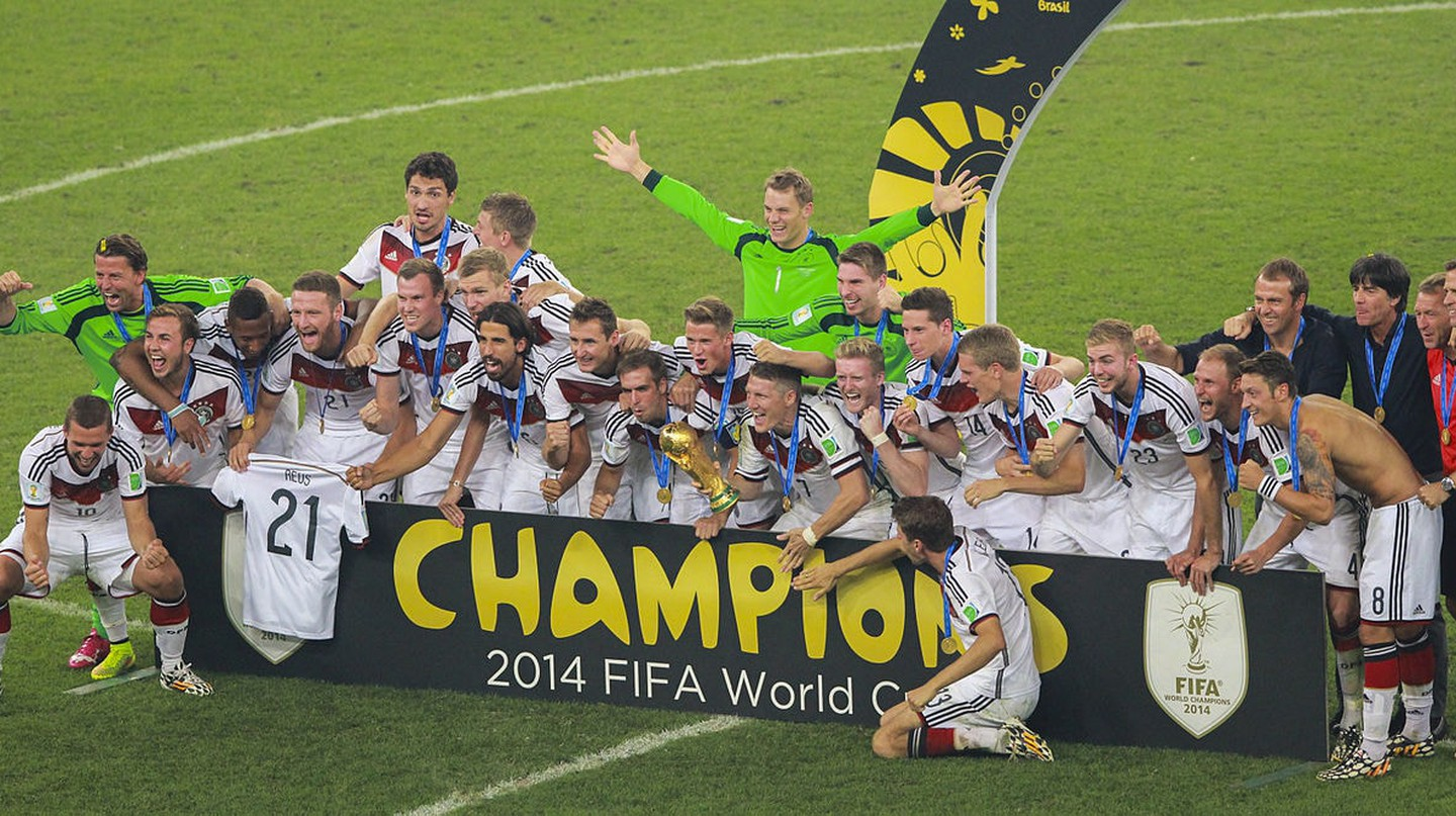 Germany: World Champions FIFA World Cup 2014 |
