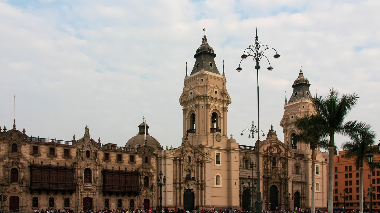 A look at Lima's historical center