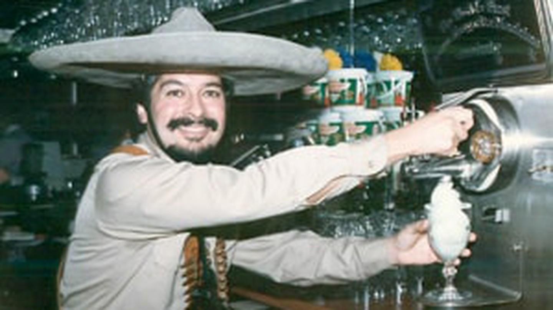 Mariano Martinez invented the frozen margarita machine in Dallas in 1971.