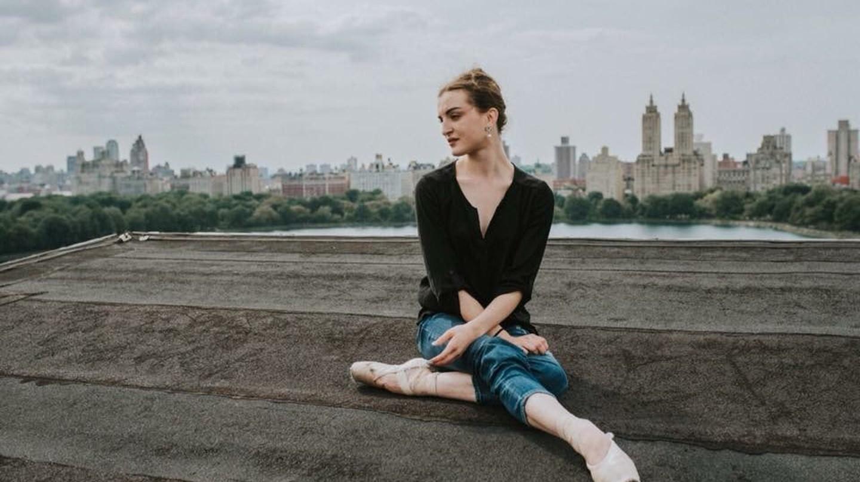 Prima ballerina Joy Womack