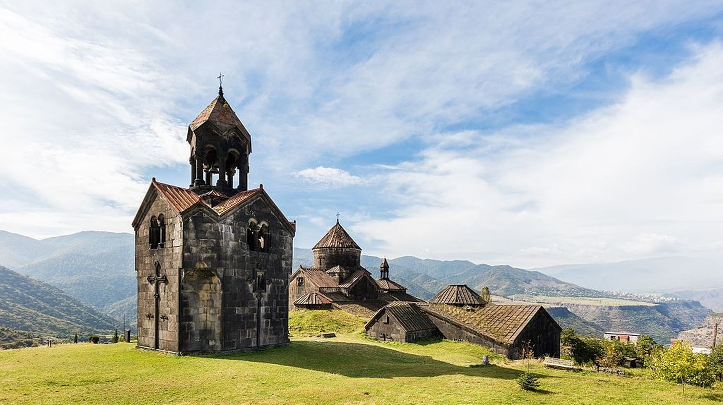 Haghpat Monastery | © Diego Delso / WikiCommons