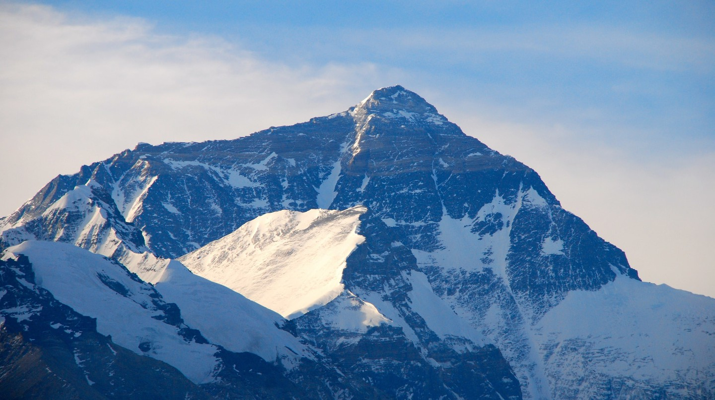 The ultimate mountaineering conquest: Everest