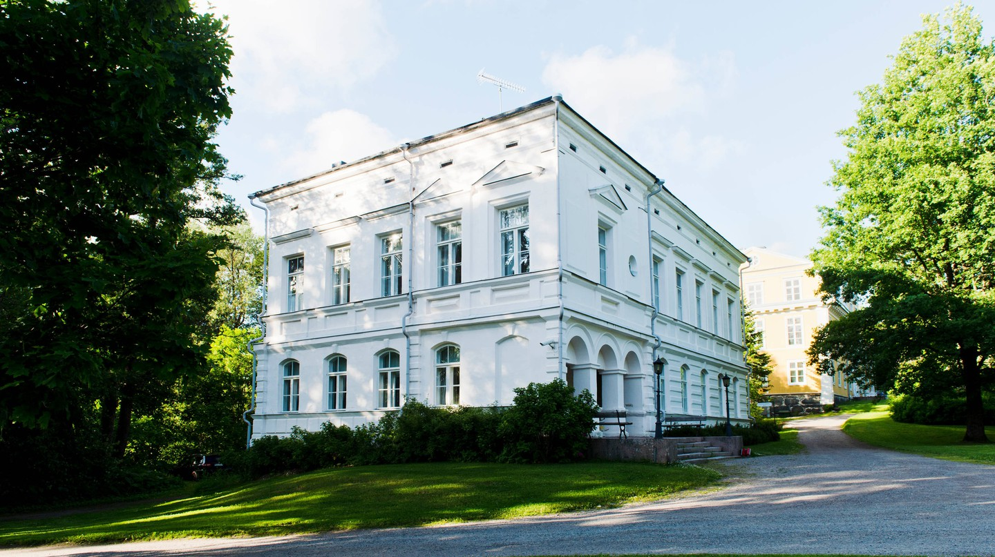 Mustio Manor Is One of the Best Manor House Hotels in Finland.