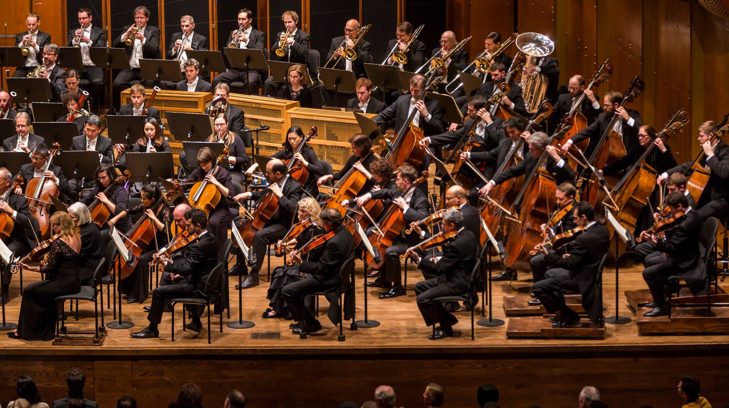 The New York Philharmonic's women musicians are still wearing floor-length dresses, but change is afoot.