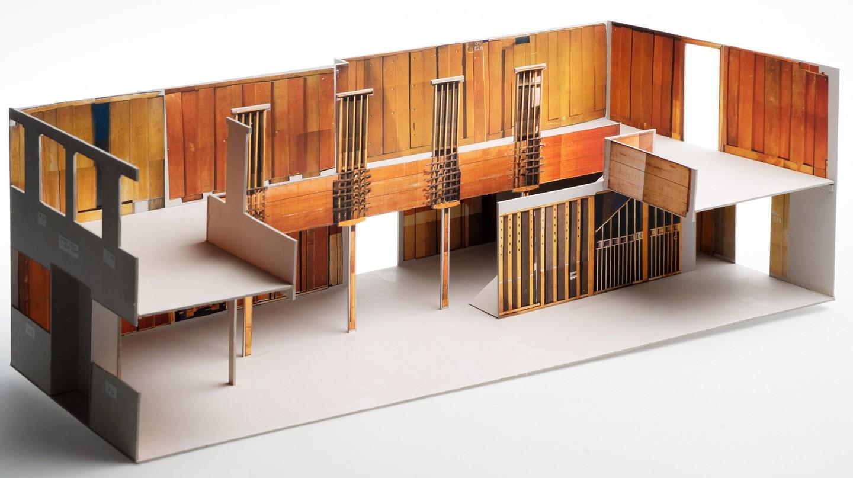 Oak Room model