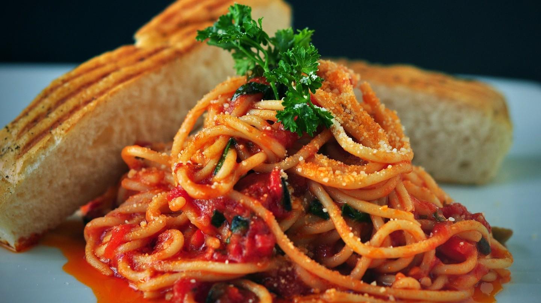 A delicious pasta dish | © Pixabay