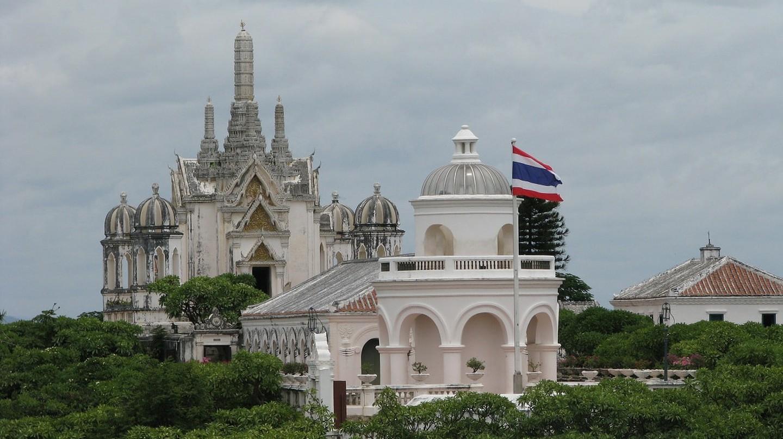 Phra Nakhon Khiri Historical Park  in Phetchaburi