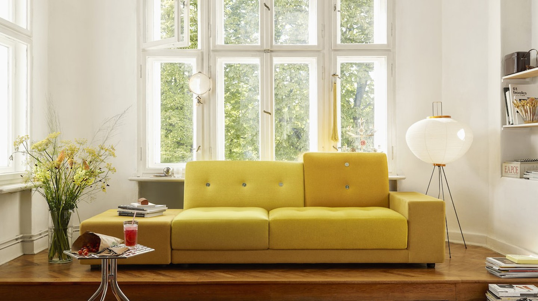 Jongerius' famous Polder sofa design