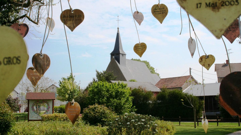 St Valentin is more romantic than Paris | © ADT Indre