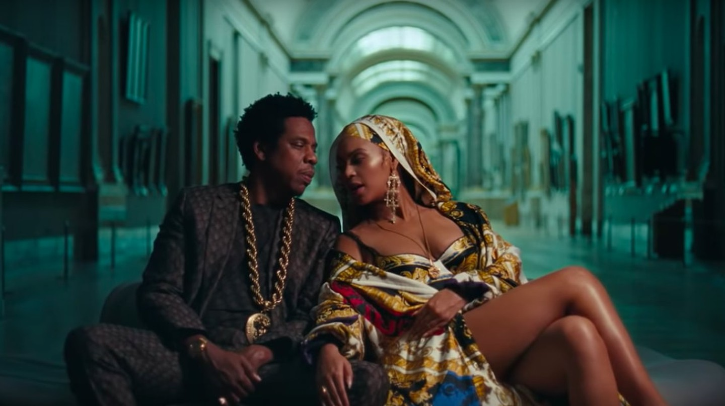 Beyoncé and Jay-Z have released an album as The Carters