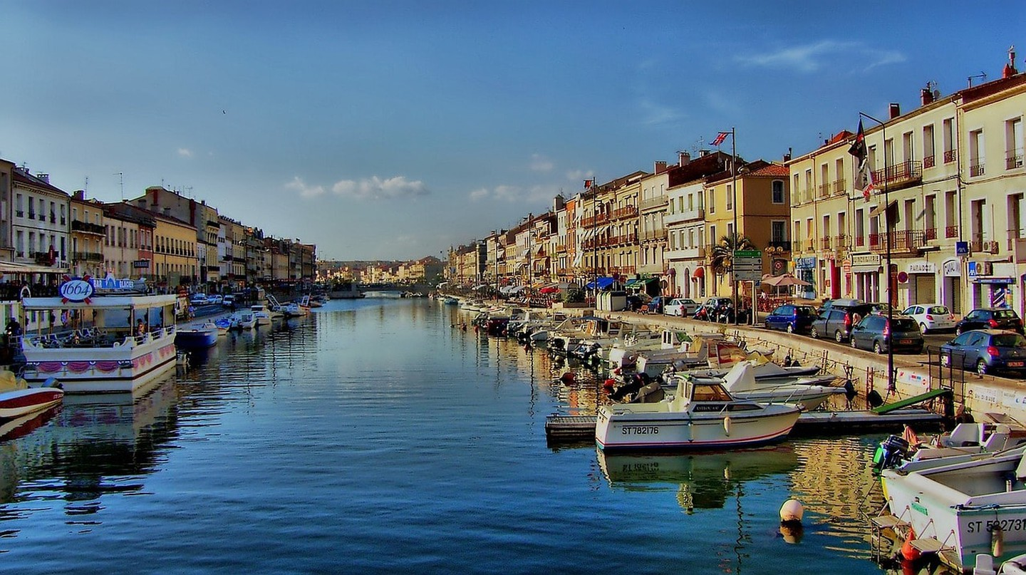 Sète, the 'Little Venice' of the Languedoc