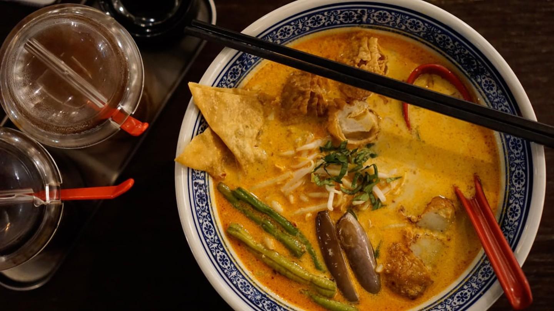 Malaysian Nyonya food