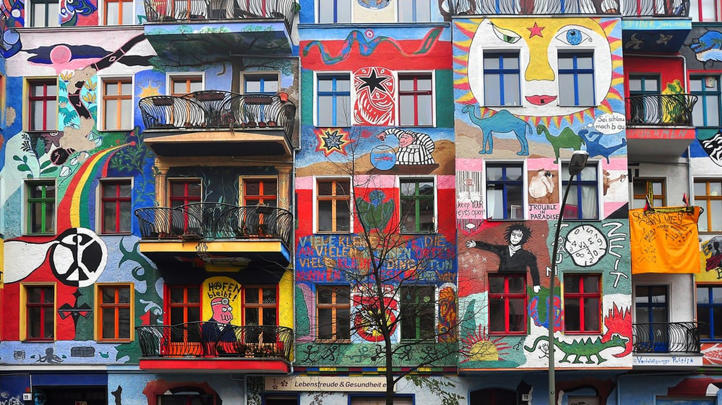 An Airbnb stay in Berlin offers a local's perspective of the city
