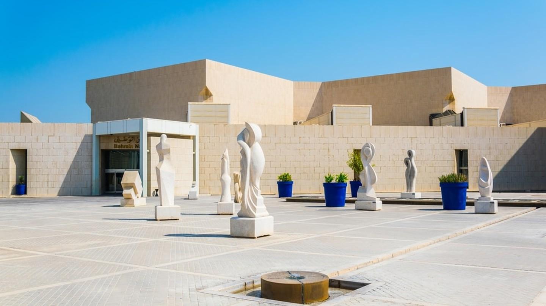 Bahrain National Museum in Manama
