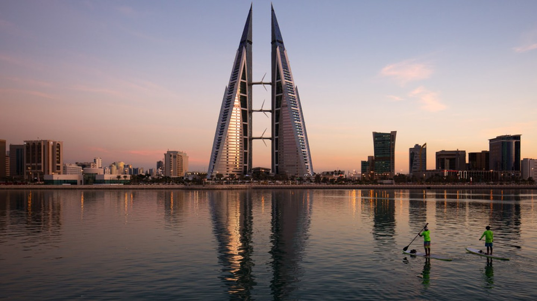 Island life in Bahrain