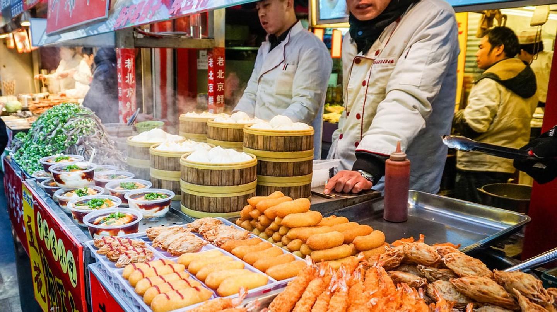 Street food in Beijing