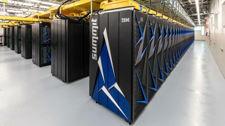 The Summit supercomputer