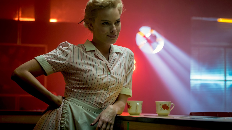 Margot Robbie as Annie in 'Terminal'