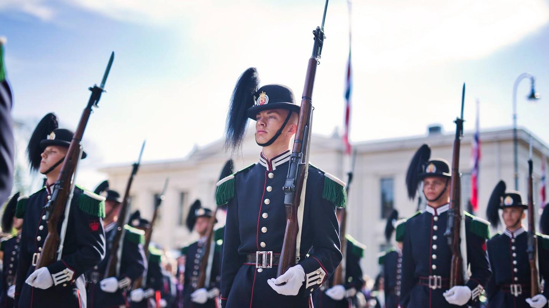The Norwegian Royal Guard