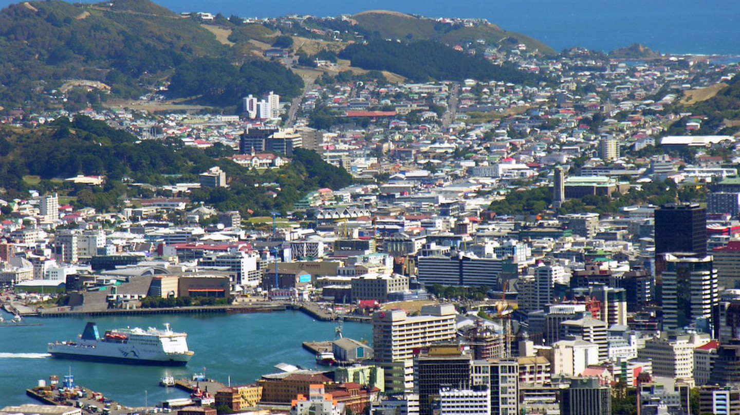 You can't beat Wellington on a good day