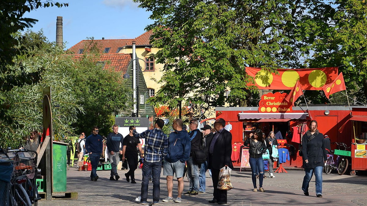 Freetown Christiania, Copenhagen's autonomous neighbourhood