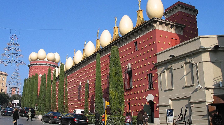 Dali Theatre Museum, Figueres, Spain