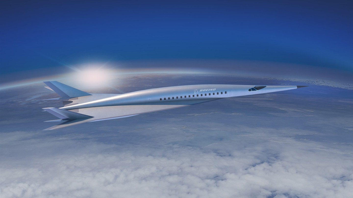 Boeing says the first passenger-carrying hypersonic plane could be ready to fly in 20 to 30 years.