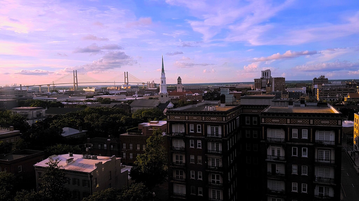 Savannah Skyline