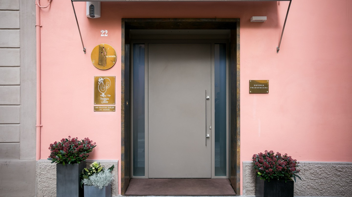 Osteria Francescana, the world's best restaurant