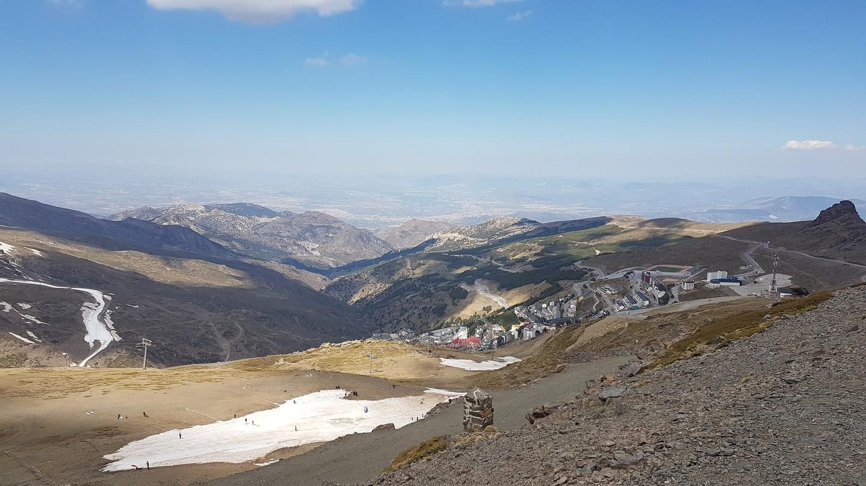 Southern Spain's Sierra Nevada natural park