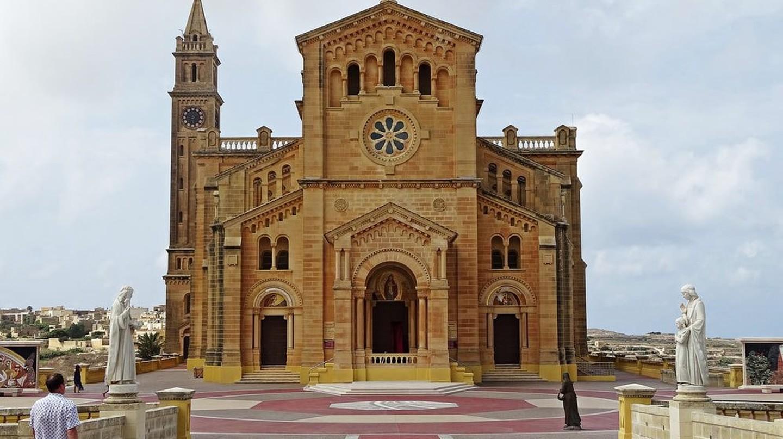 Ta' Pinu Sanctuary, Gozo