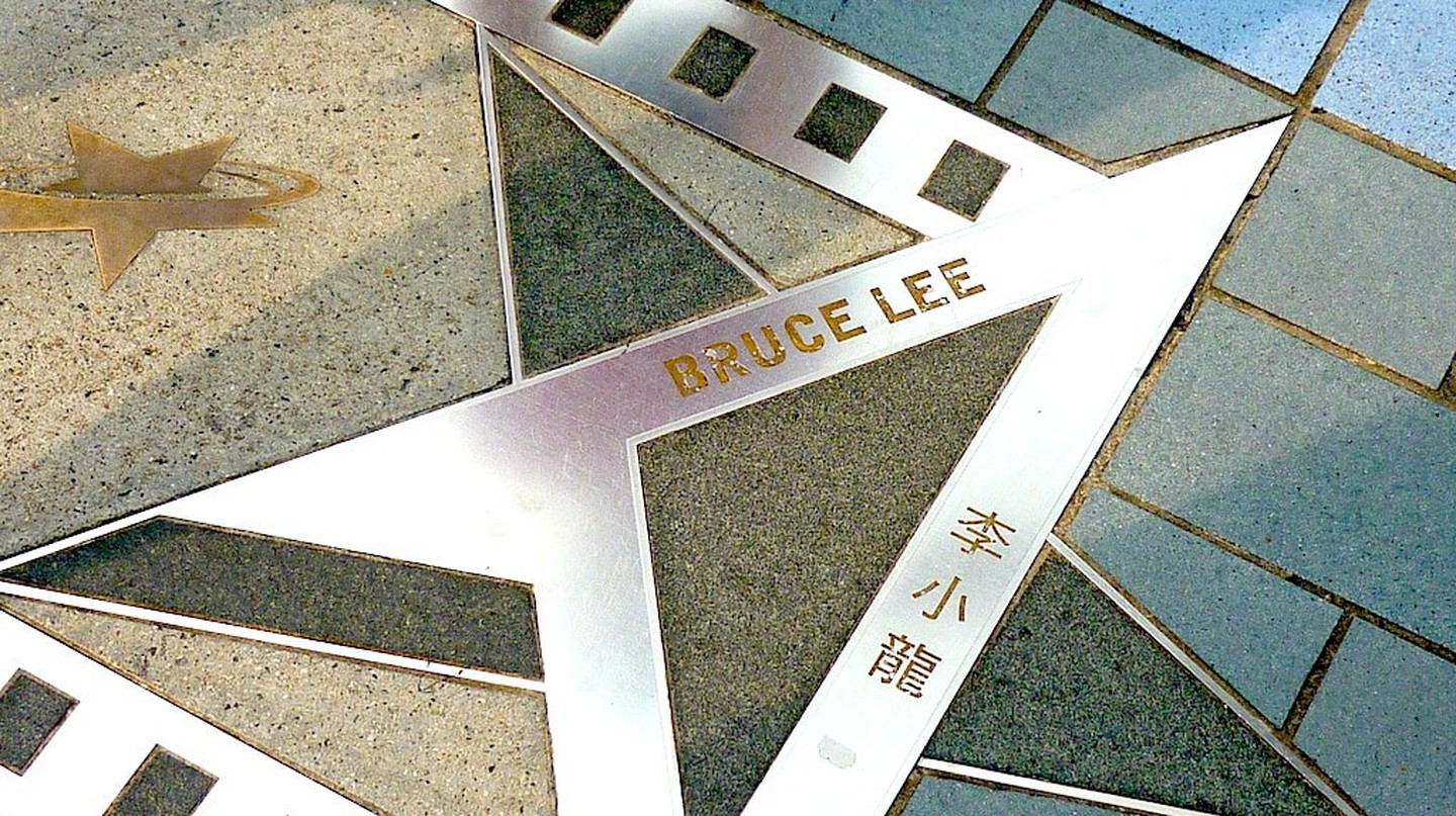 Bruce Lee, Avenue Of Stars