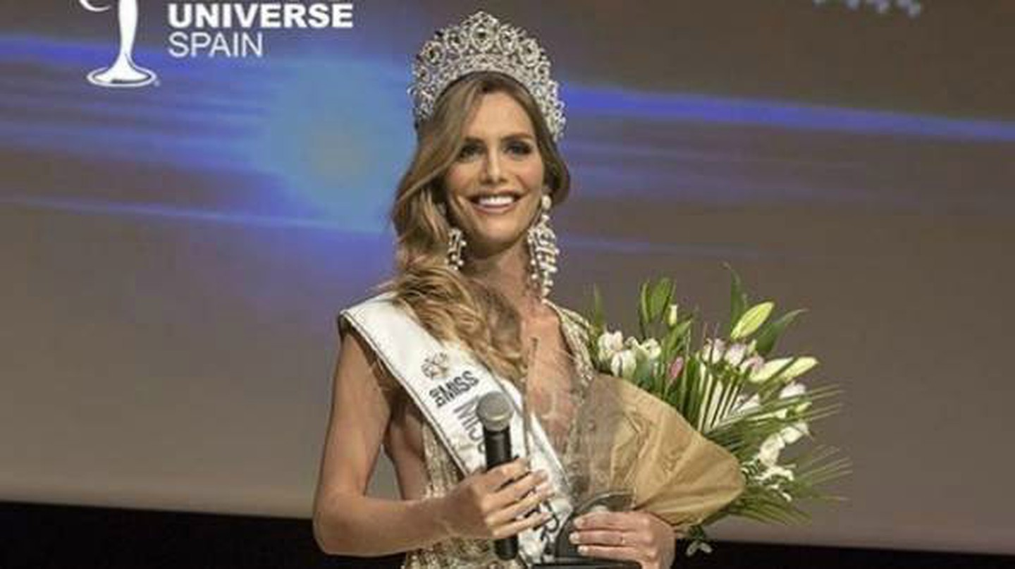 Ángela Ponce will be the first transgender contestant at Miss Universe
