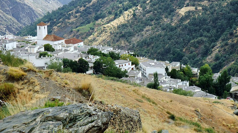 Capileira, in Spain's Sierra Nevada natural park