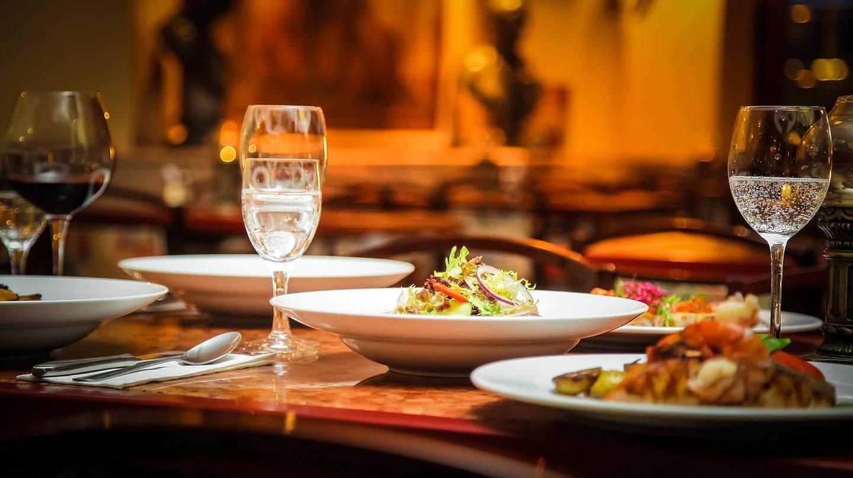 Tuck in to an Italian meal in Berlin
