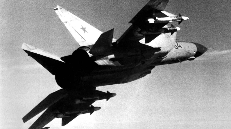 Soviet plane