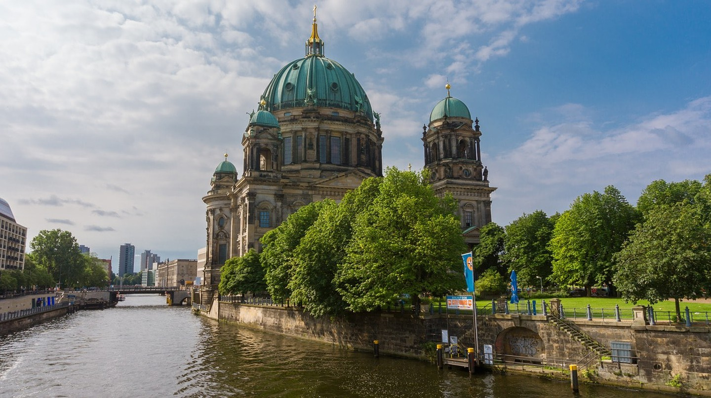 Berlin is an exciting and cheap city