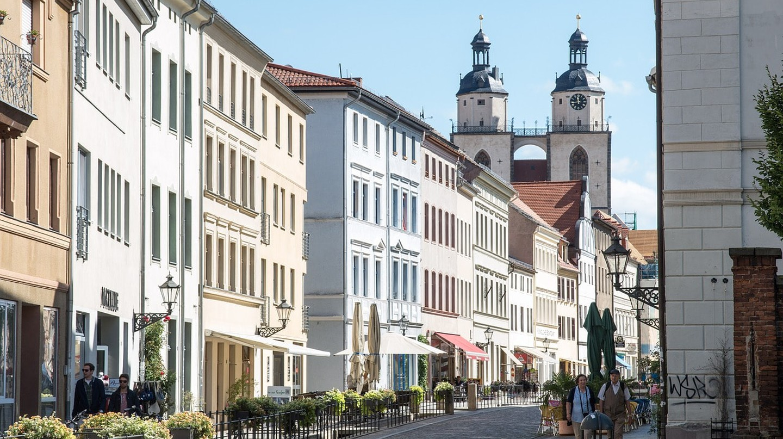Wittenberg city centre