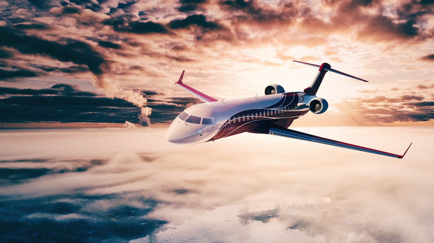 An affordable way to fly private