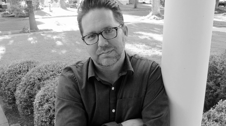 Author Brandon Hobson