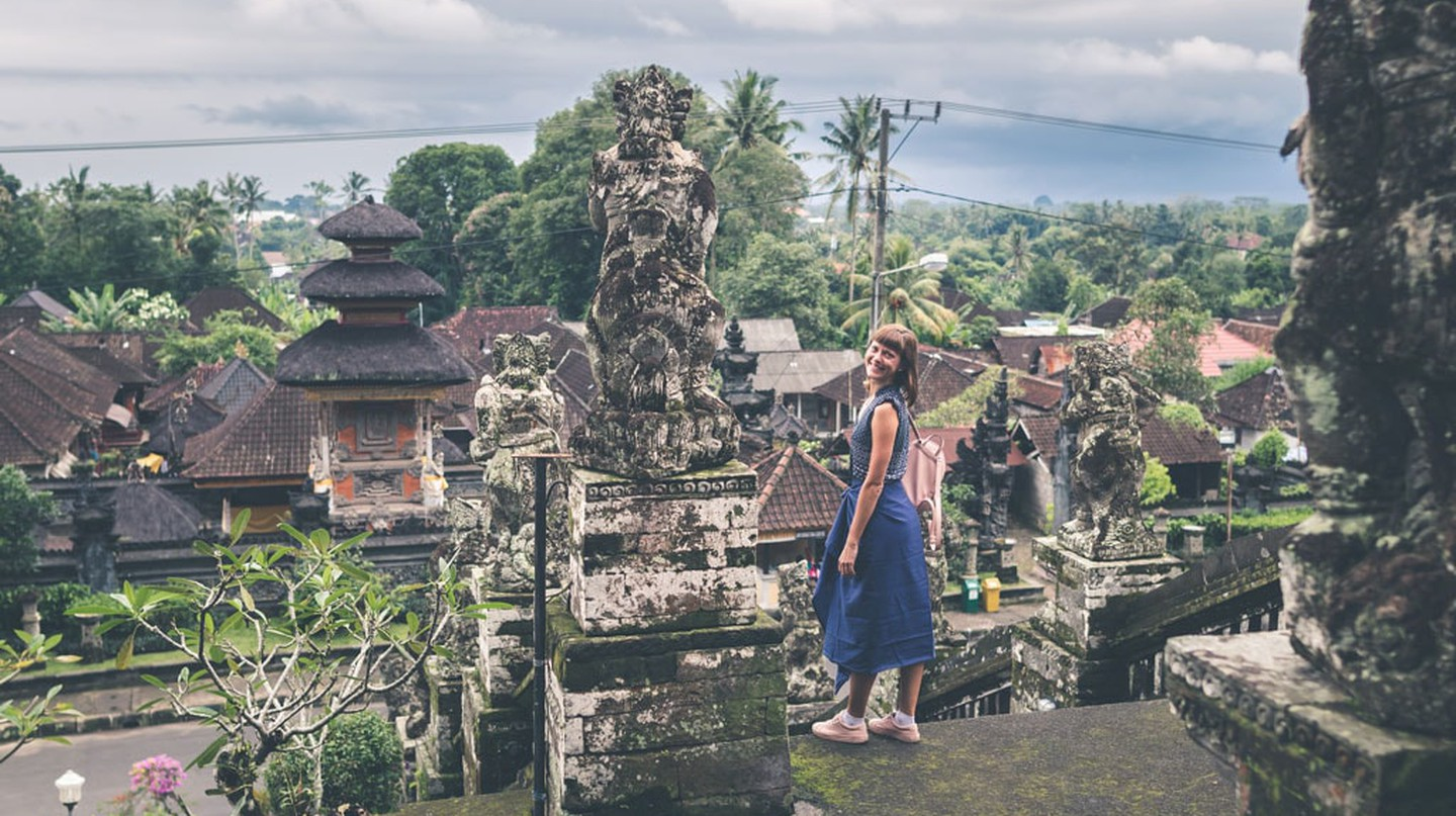 What to wear when traveling in Bali