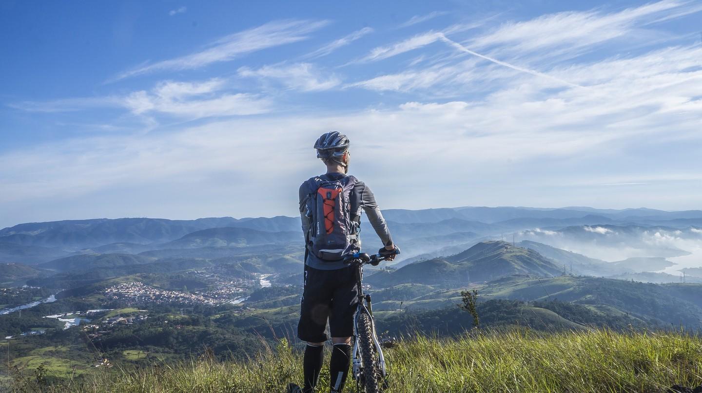 Mountain biking in Ticino