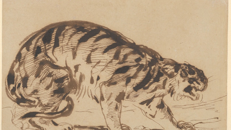 'Crouching Tiger' (1839)